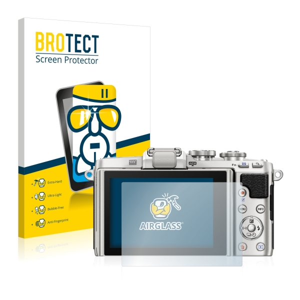 AirGlass Premium Glass Screen Protector Olympus PEN E-PL7