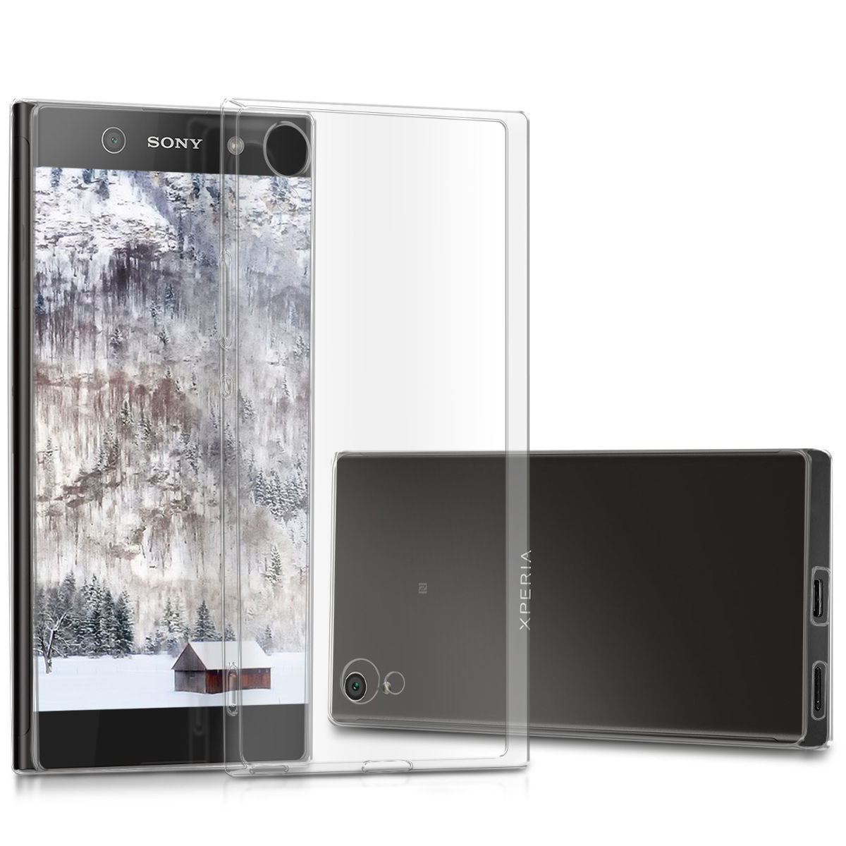 Pouzdro GEL pro Sony Xperia XA1
