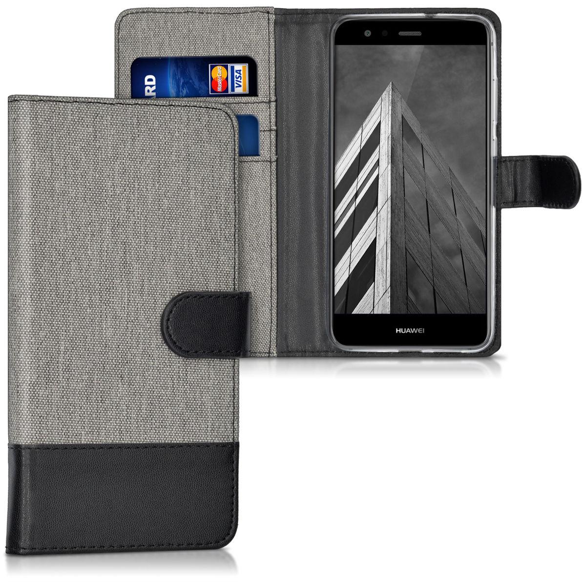 Pouzdro pro Huawei P10 Lite šedé