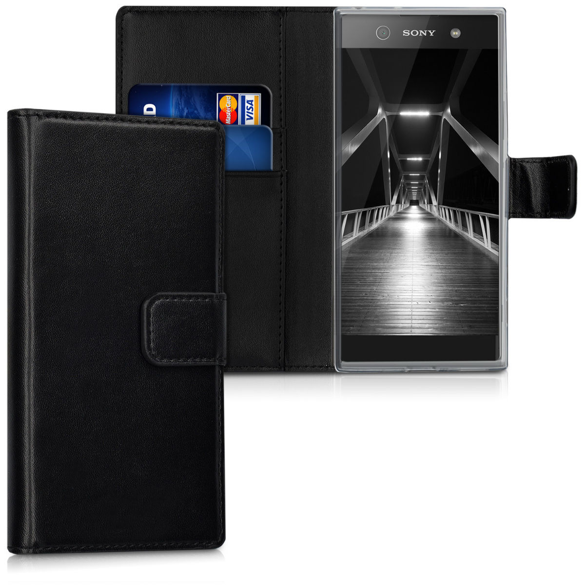 Pouzdro pro Sony Xperia XA1 černé