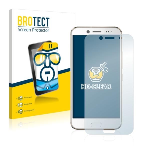 2x BROTECTHD-Clear Screen Protector HTC 10 Evo