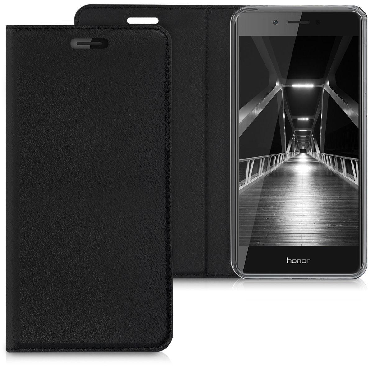 Pouzdro FLIP pro Huawei Nova Smart černé