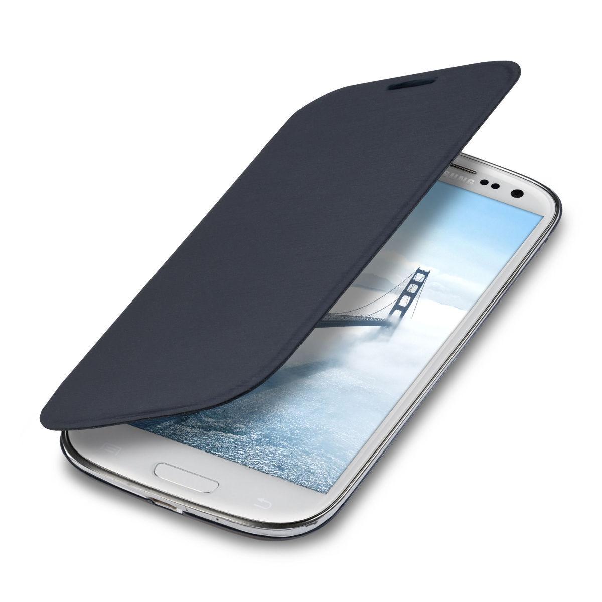 Pouzdro pro Samsung Galaxy S3 i9300 /S3 Neo I9301 modré