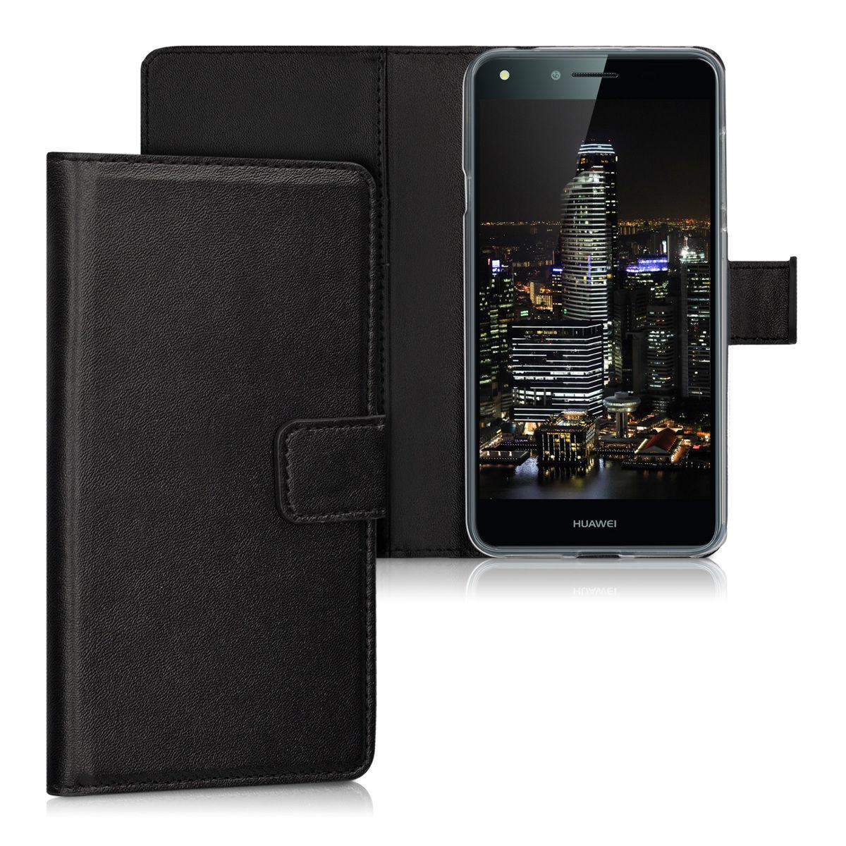 Pouzdro pro Huawei Y6 II Compact černé