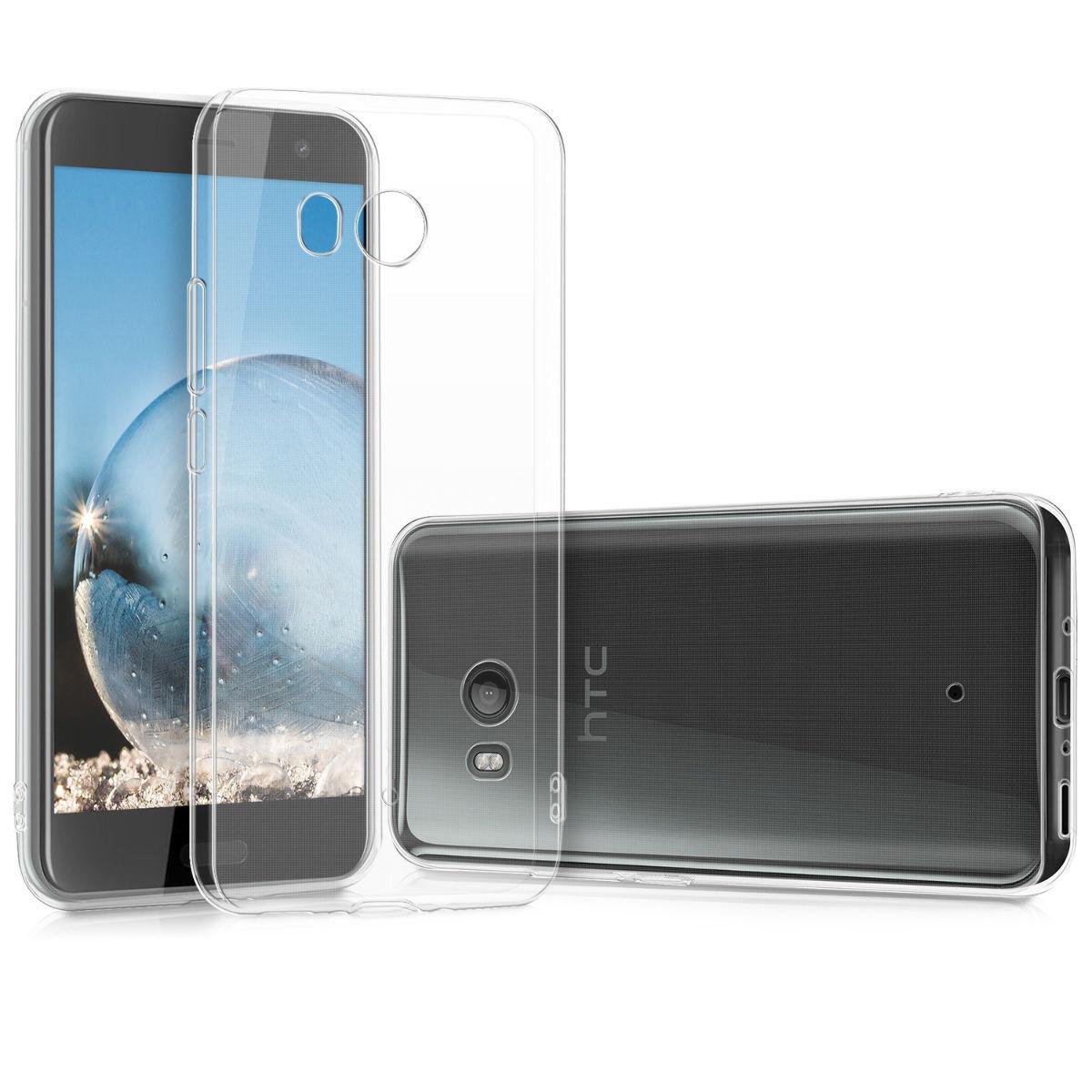 Pouzdro GEL pro HTC U11