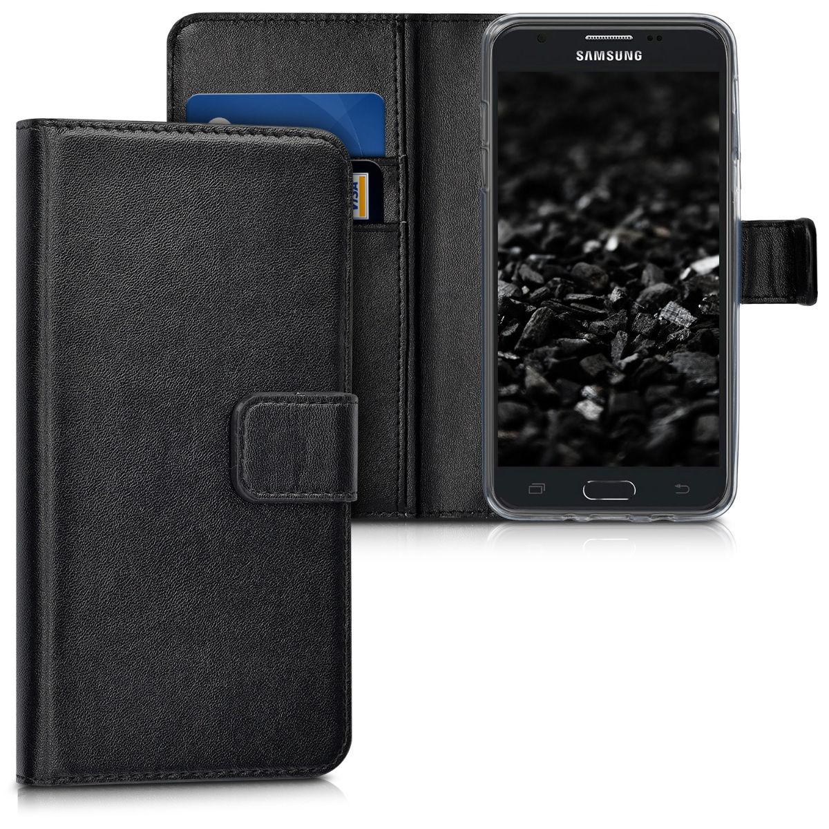 Pouzdro pro Samsung Galaxy J5 (2017) černé