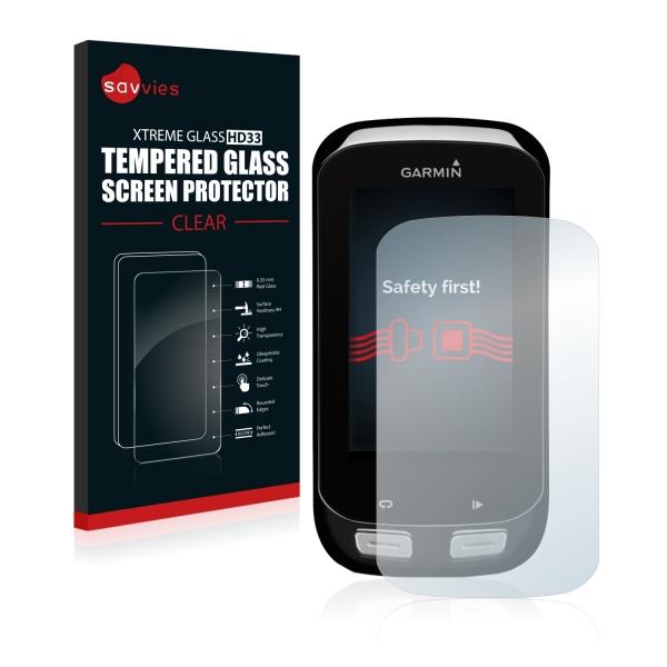 Tvrzená fólie Tempered Glass HD33 Garmin Edge 1000