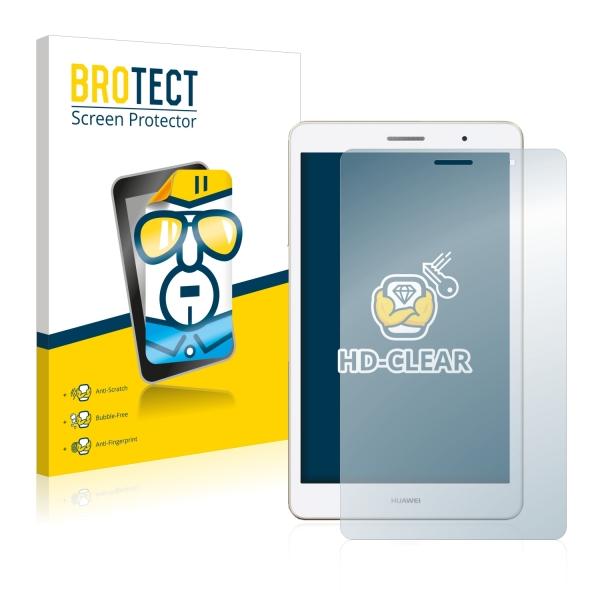 2x BROTECTHD-Clear Screen Protector Huawei MediaPad T3 8.0