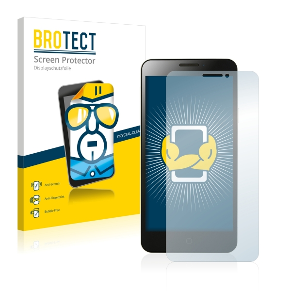 2x BROTECTHD-Clear Screen Protector Coolpad F2