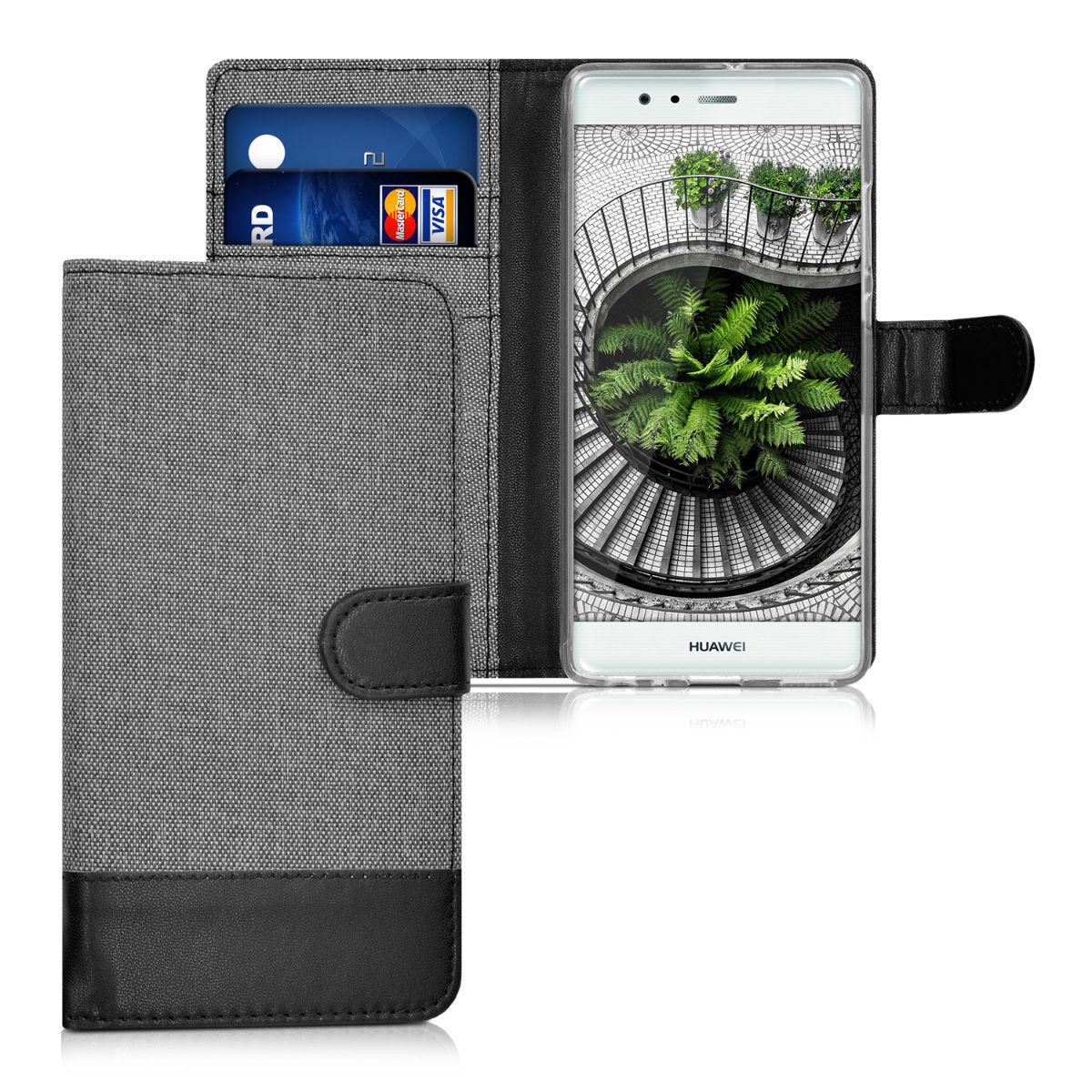 Pouzdro pro Huawei P9 šedé