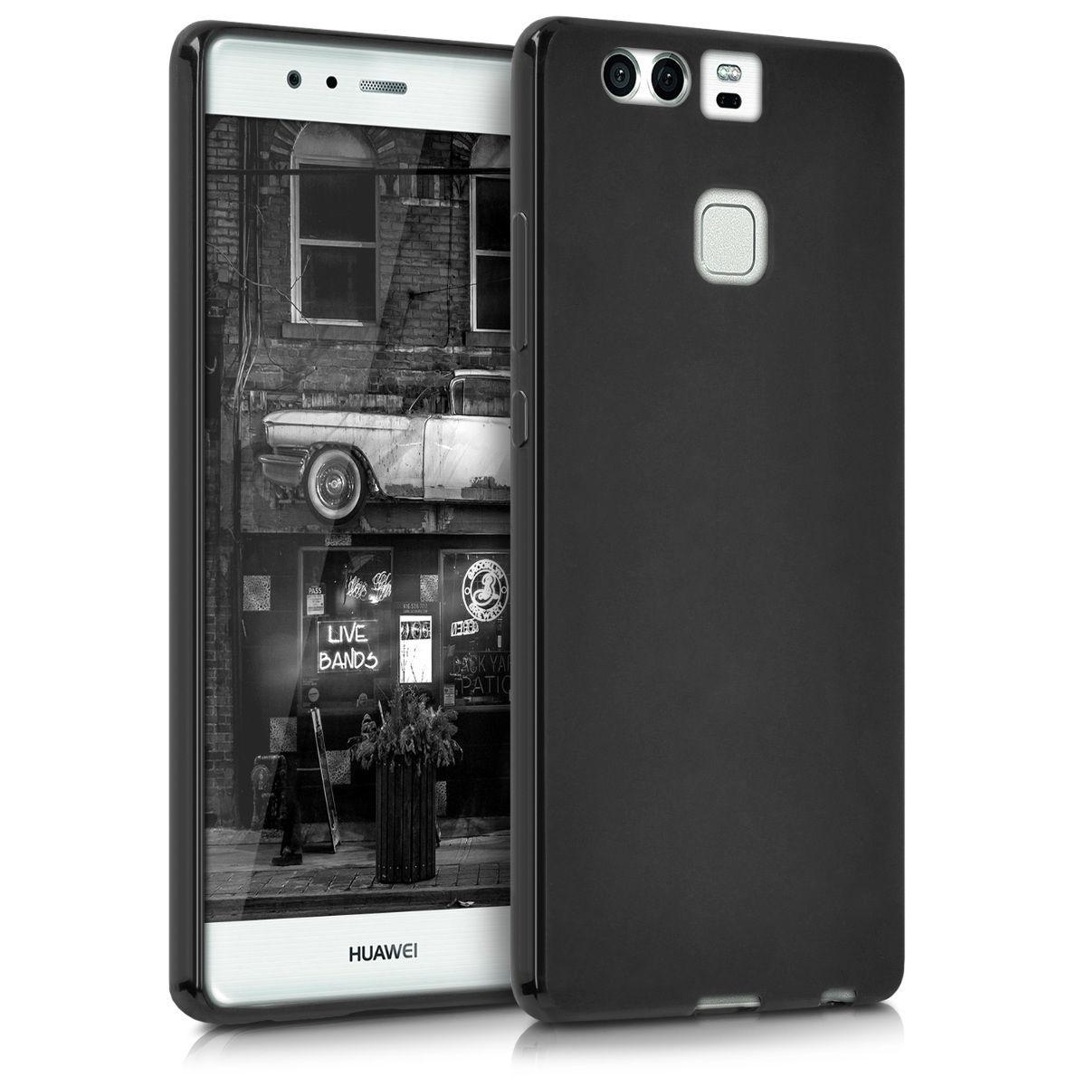 Pouzdro GEL pro Huawei P9 černé