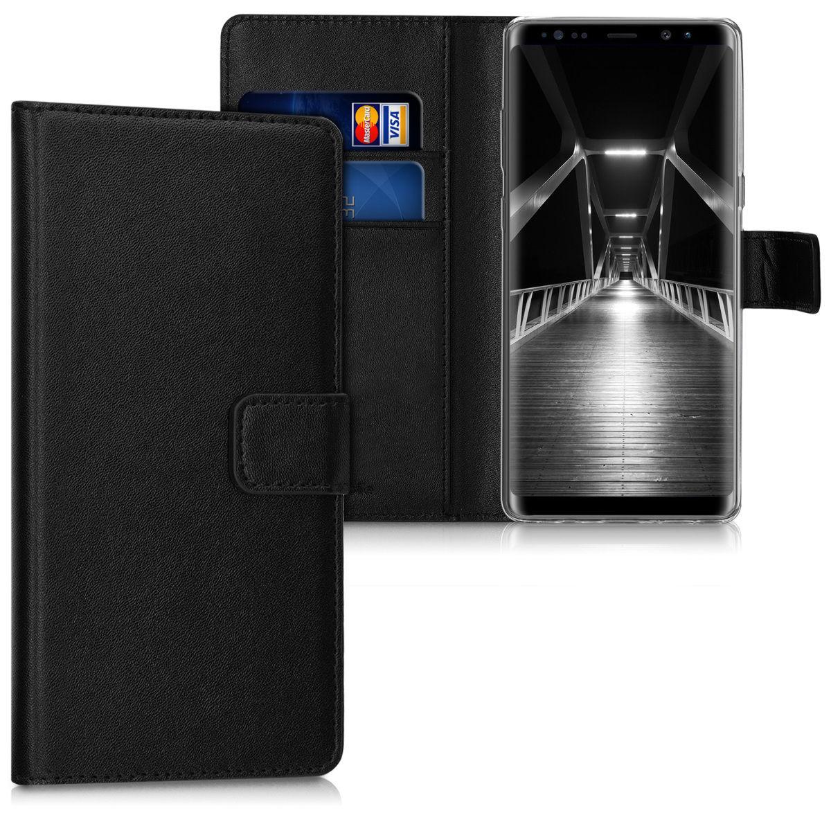 Pouzdro FLIP pro Samsung Galaxy Note 8 černé