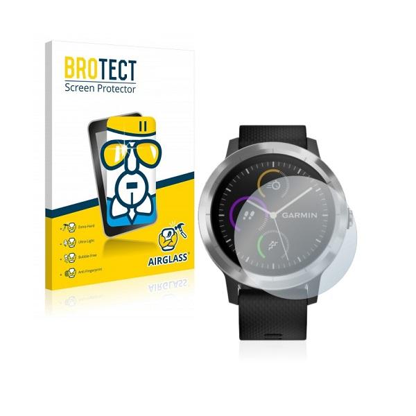 64c2f9fc47 AirGlass Premium Glass Screen Protector Garmin Vivoactive 3