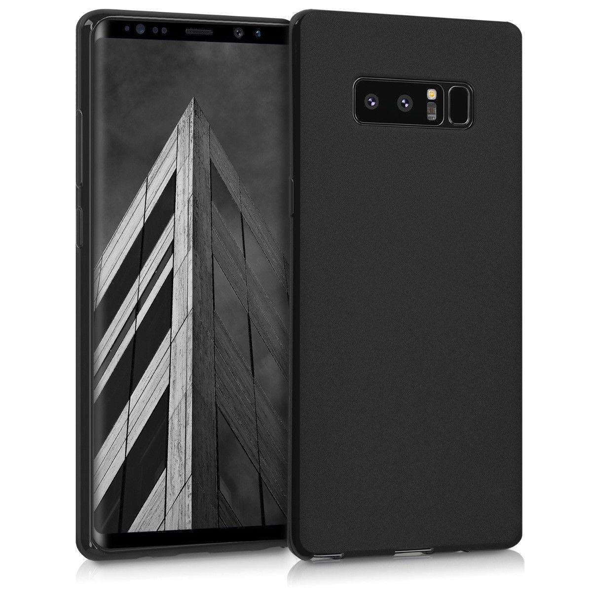 Pouzdro GEL pro Samsung Galaxy Note 8 černé