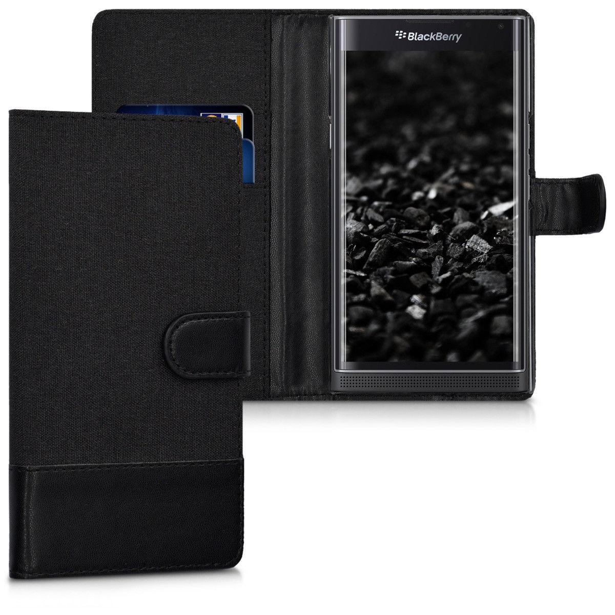 Pouzdro pro BlackBerry Priv černé