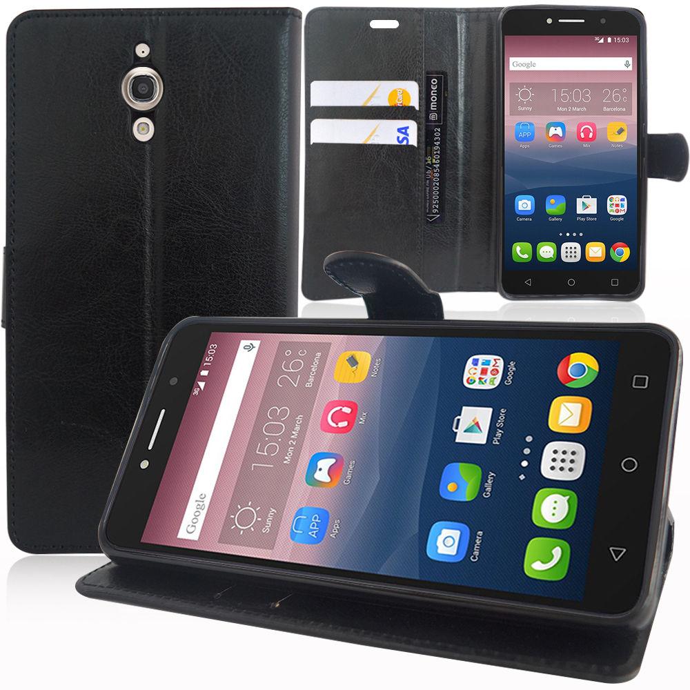 Pouzdro pro Alcatel Pixi 4 (6) 3G černé