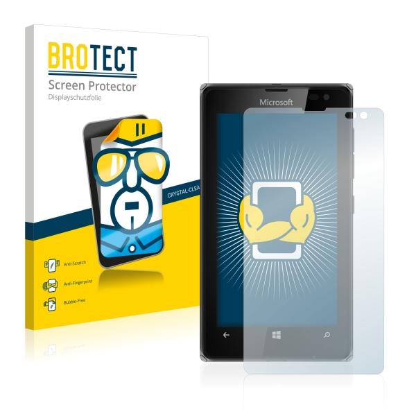 2x BROTECTHD-Clear Screen Protector Microsoft Lumia 532
