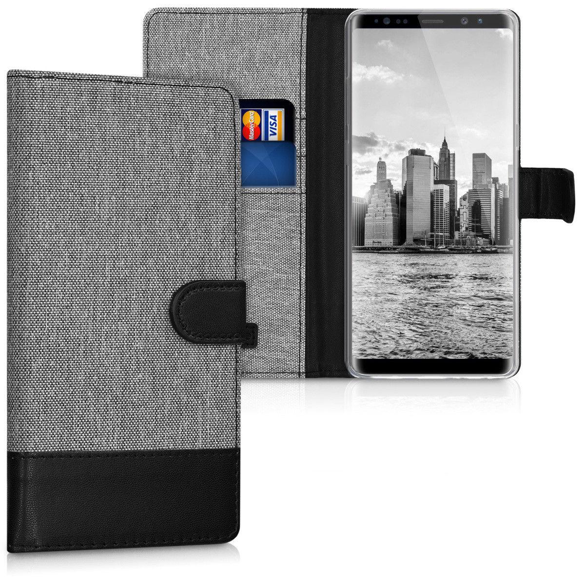 Pouzdro pro Samsung Galaxy Note 8 šedé
