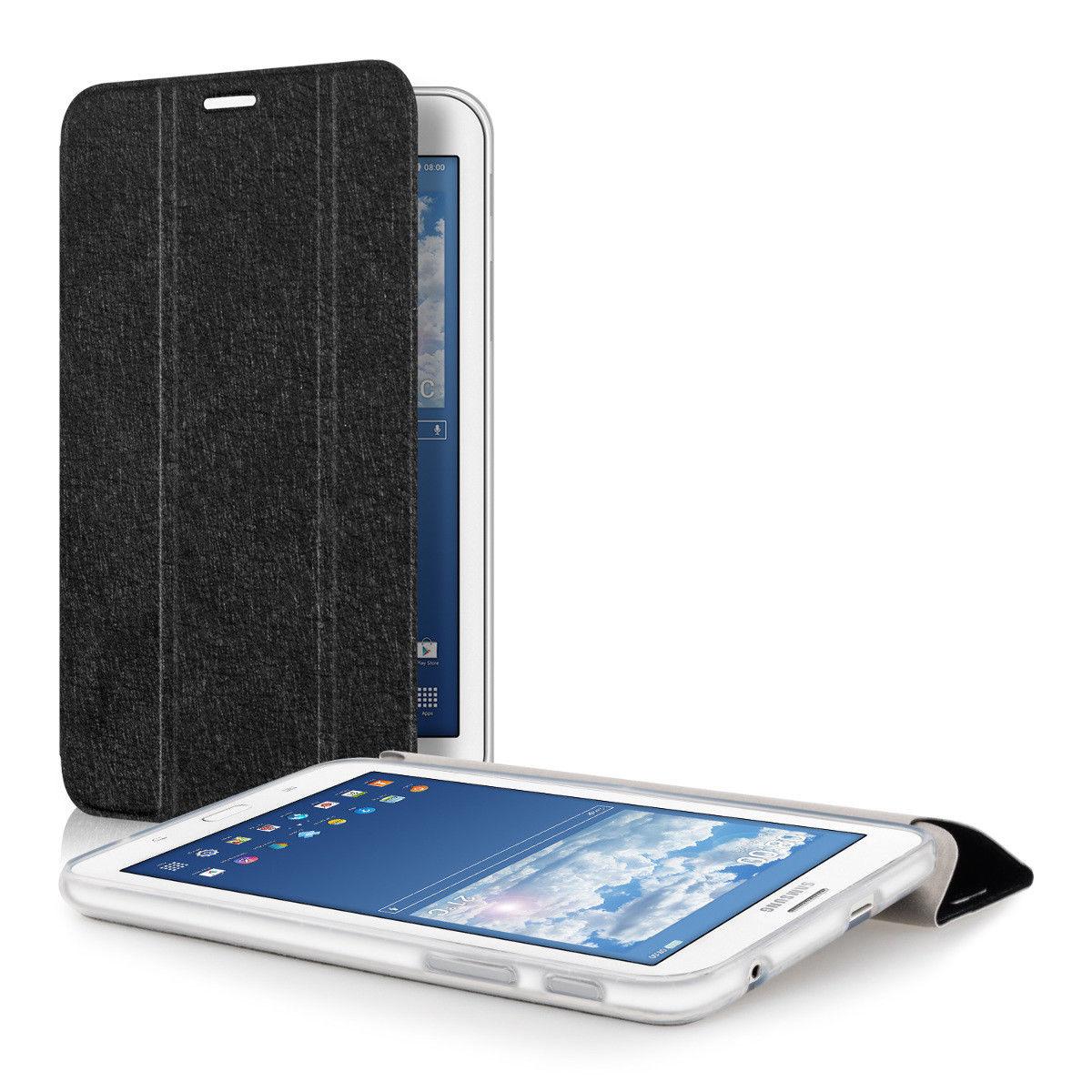 Pouzdro pro Samsung Galaxy Tab 3 7.0 Lite černé
