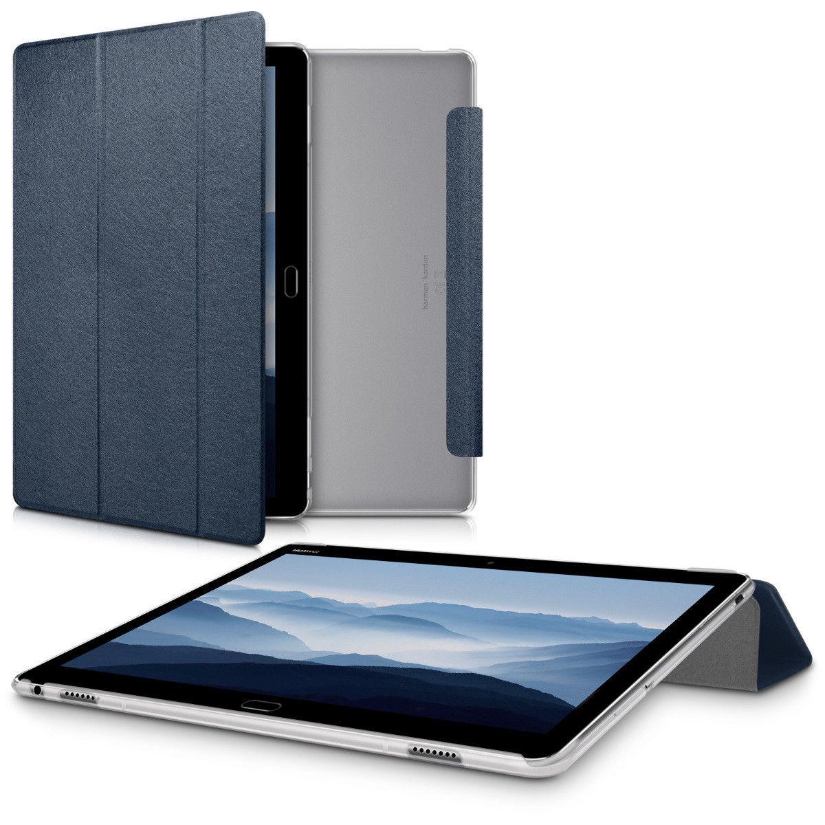 Pouzdro pro Huawei MediaPad M3 Lite 10 modré
