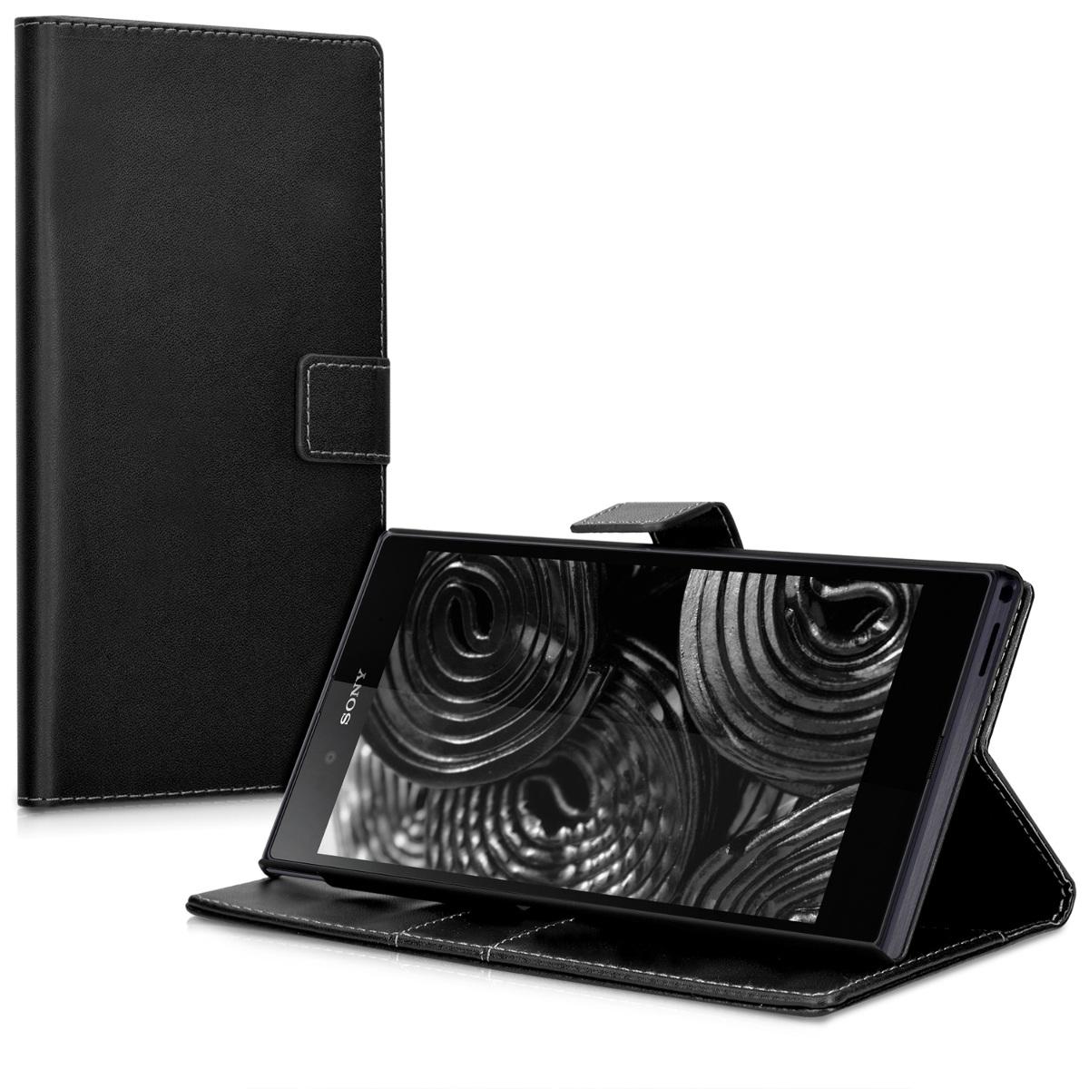 Flipové pouzdro pro Sony Xperia Z Ultra XL39H černé