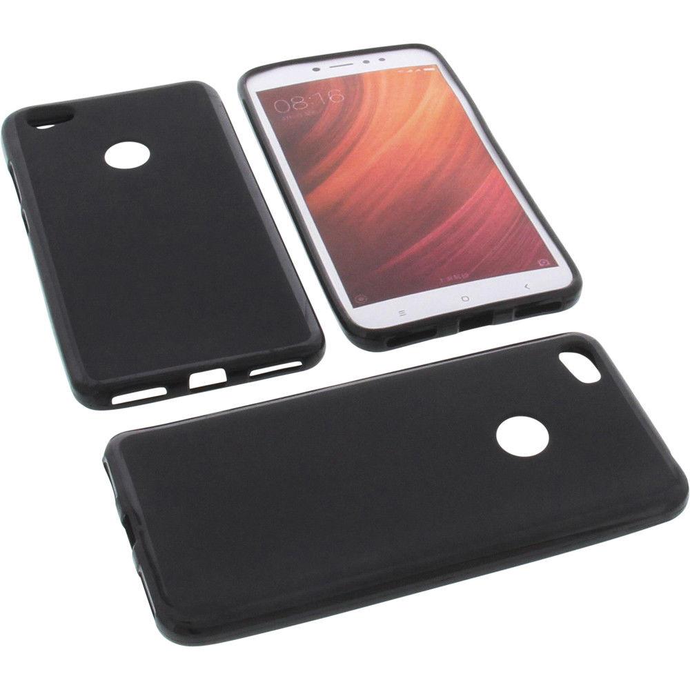 Pouzdro GEL pro Xiaomi Redmi Note 5A černé