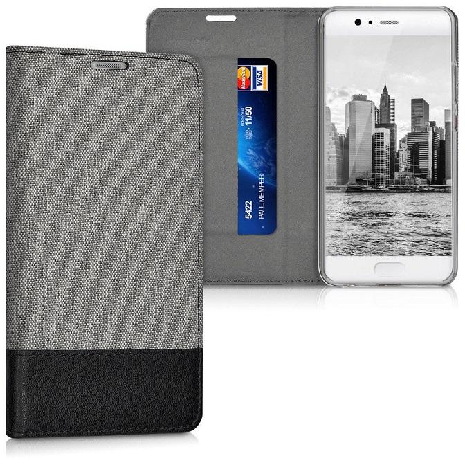 Pouzdro pro Huawei P10 šedé