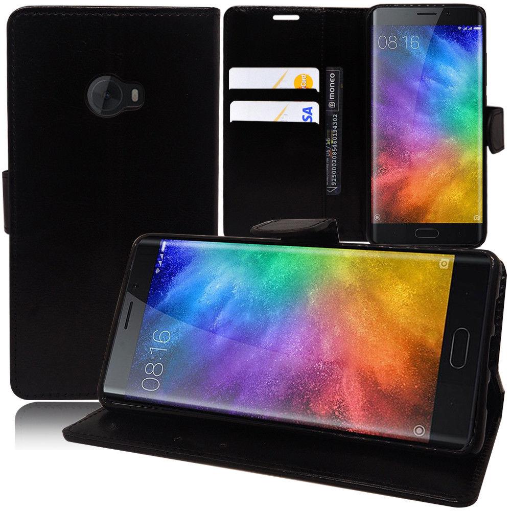 Pouzdro pro Xiaomi Mi Note 2 černé