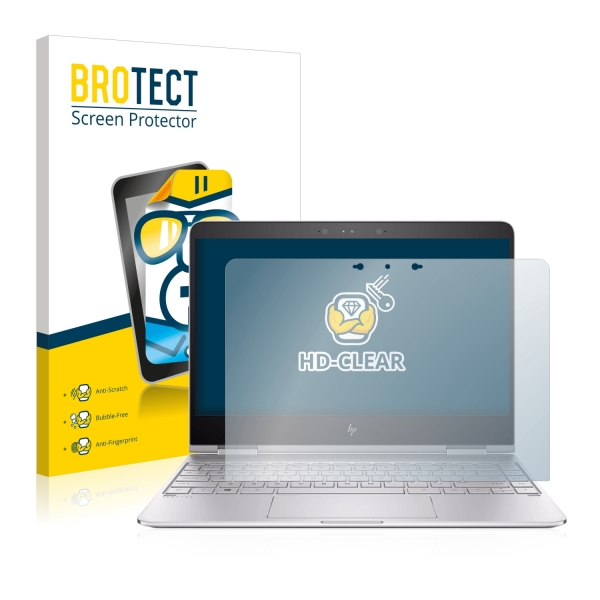 BROTECTHD-Clear Screen Protector HP Spectre x360 13-ae001nd