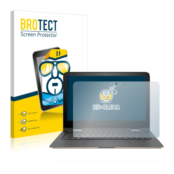 BROTECTHD-Clear Screen Protector HP Spectre x360 13-4204ng