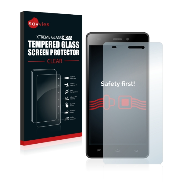 Tvrzené sklo Tempered Glass HD33 Doogee X5