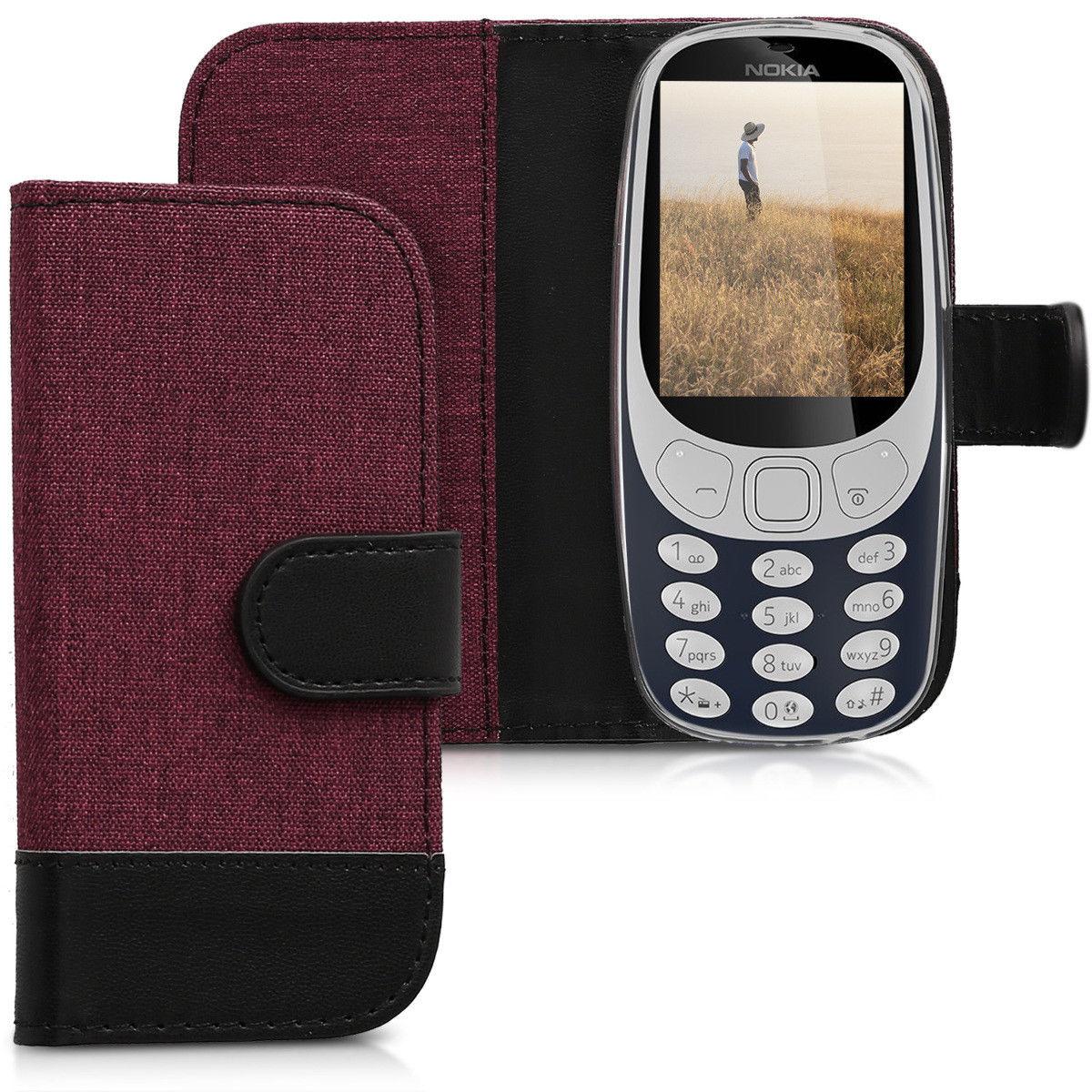 Pouzdro pro Nokia 3310 (2017) červené