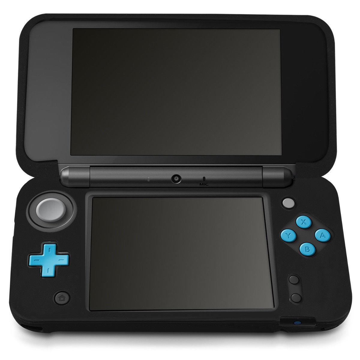 Pouzdro GEL pro New Nintendo 2DS XL černé