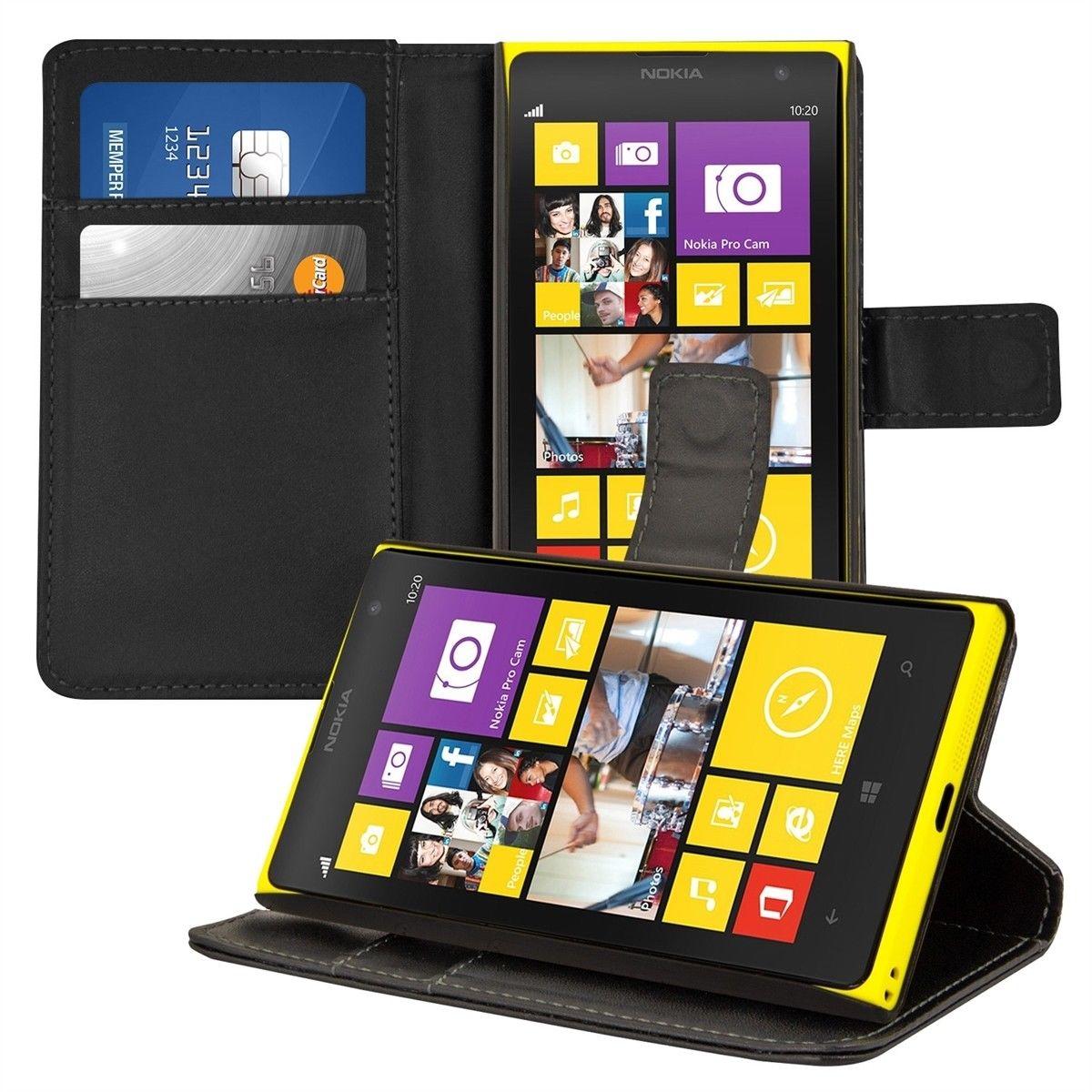 Pouzdro pro Nokia Lumia 1020 černé