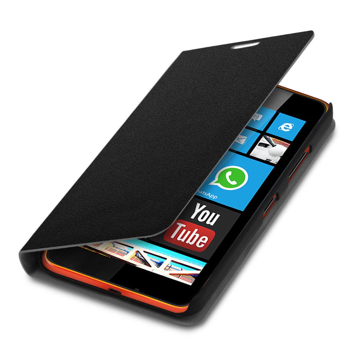 Pouzdro FLIP pro Microsoft Lumia 640 černé