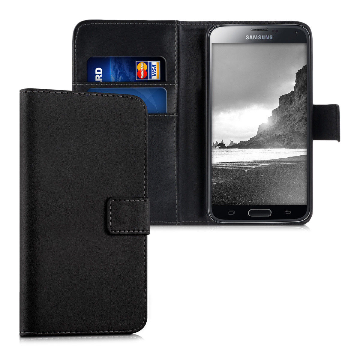 Pouzdro pro Samsung Galaxy S5 černé