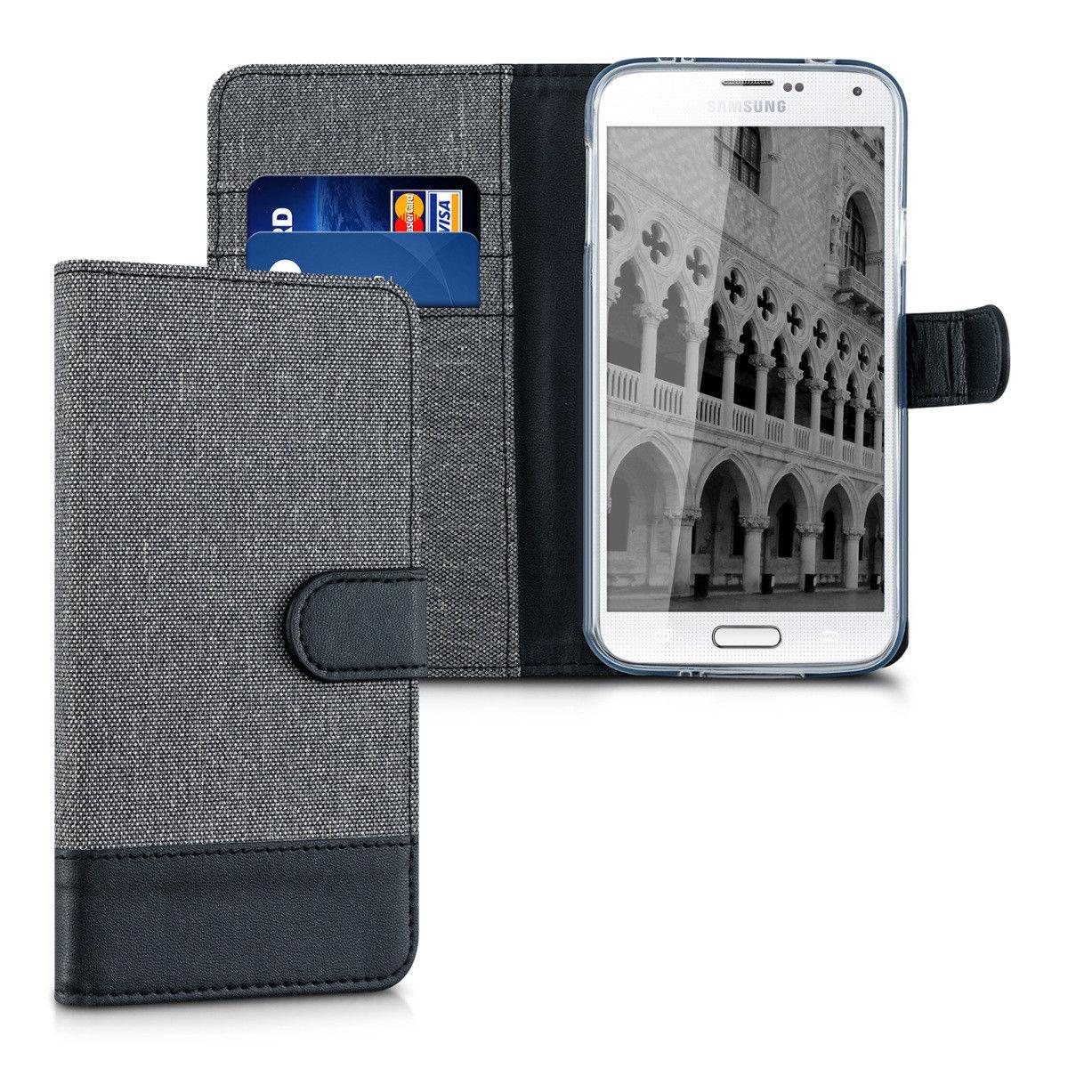 Pouzdro pro Samsung Galaxy S5 šedé