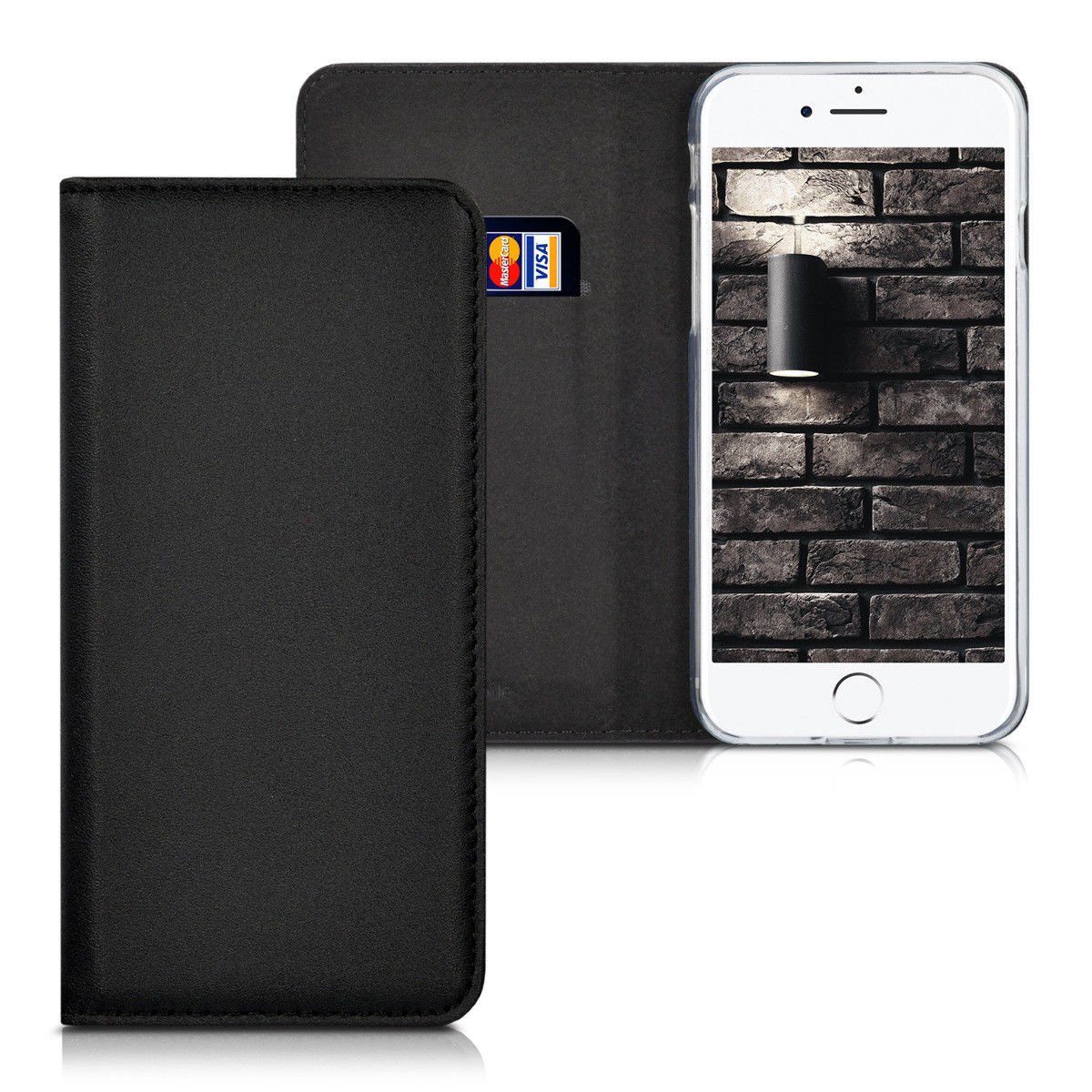 Pouzdro FLIP pro Apple iPhone 7 černé