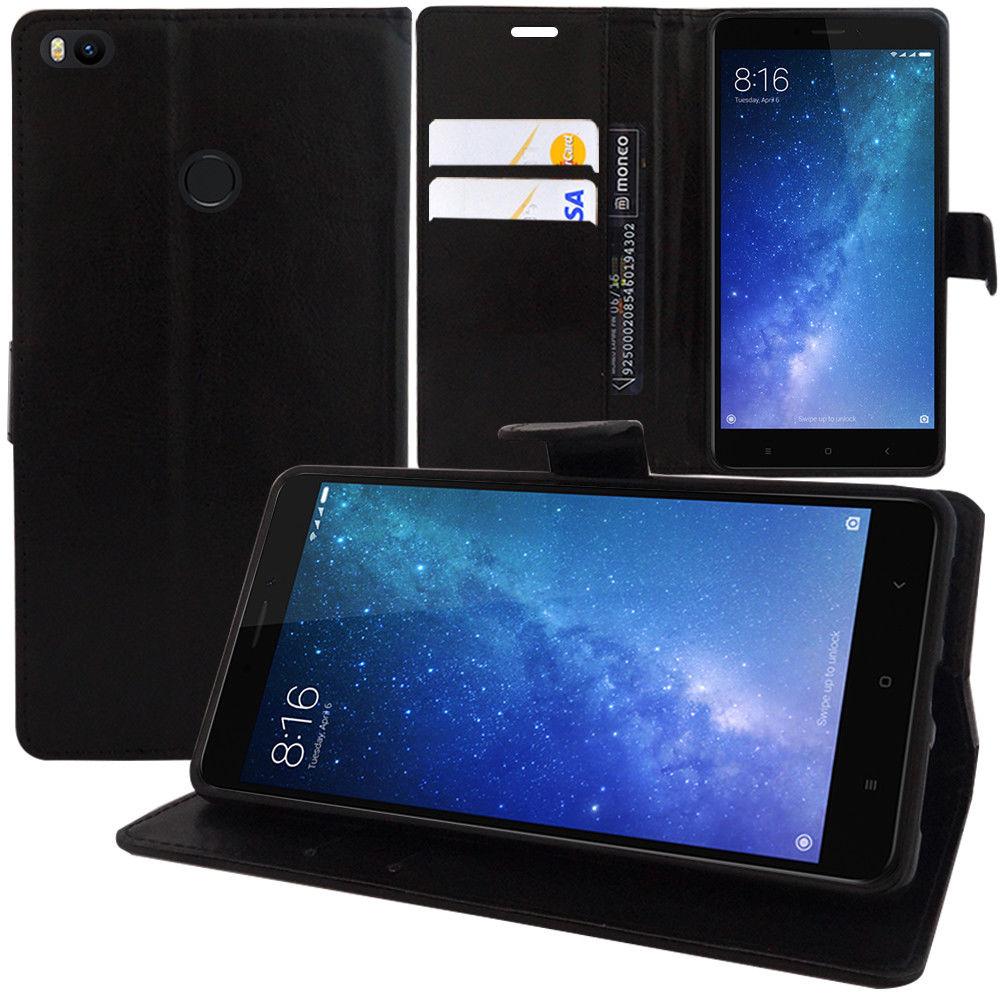 Pouzdro pro Xiaomi Mi Max 2 černé