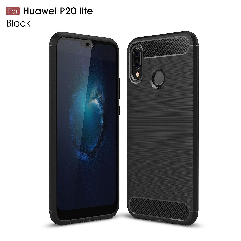 Pouzdro HYBRID pro Huawei P20 Lite černé