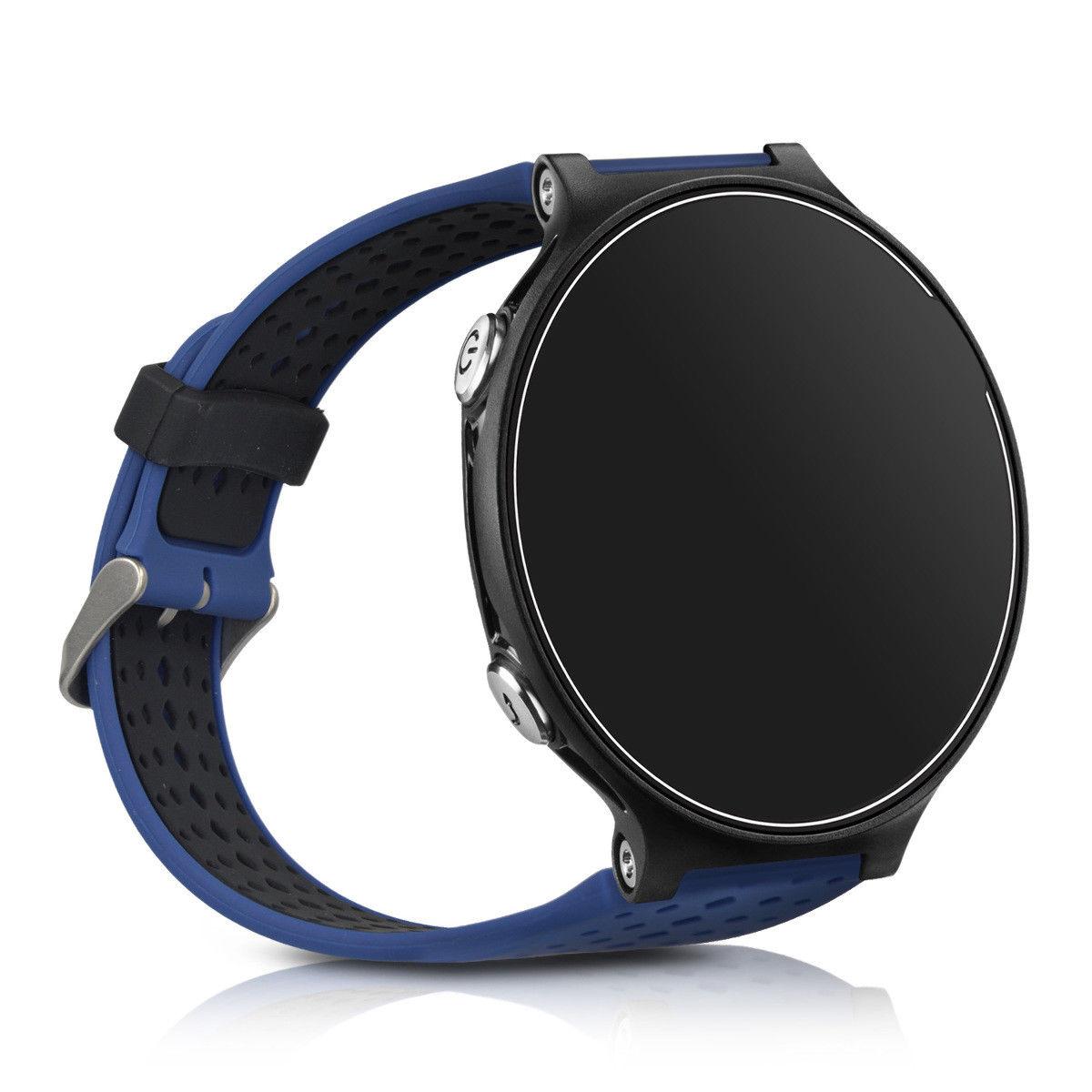 Náhradní řemínek pro Garmin Forerunner 235 modro - černý