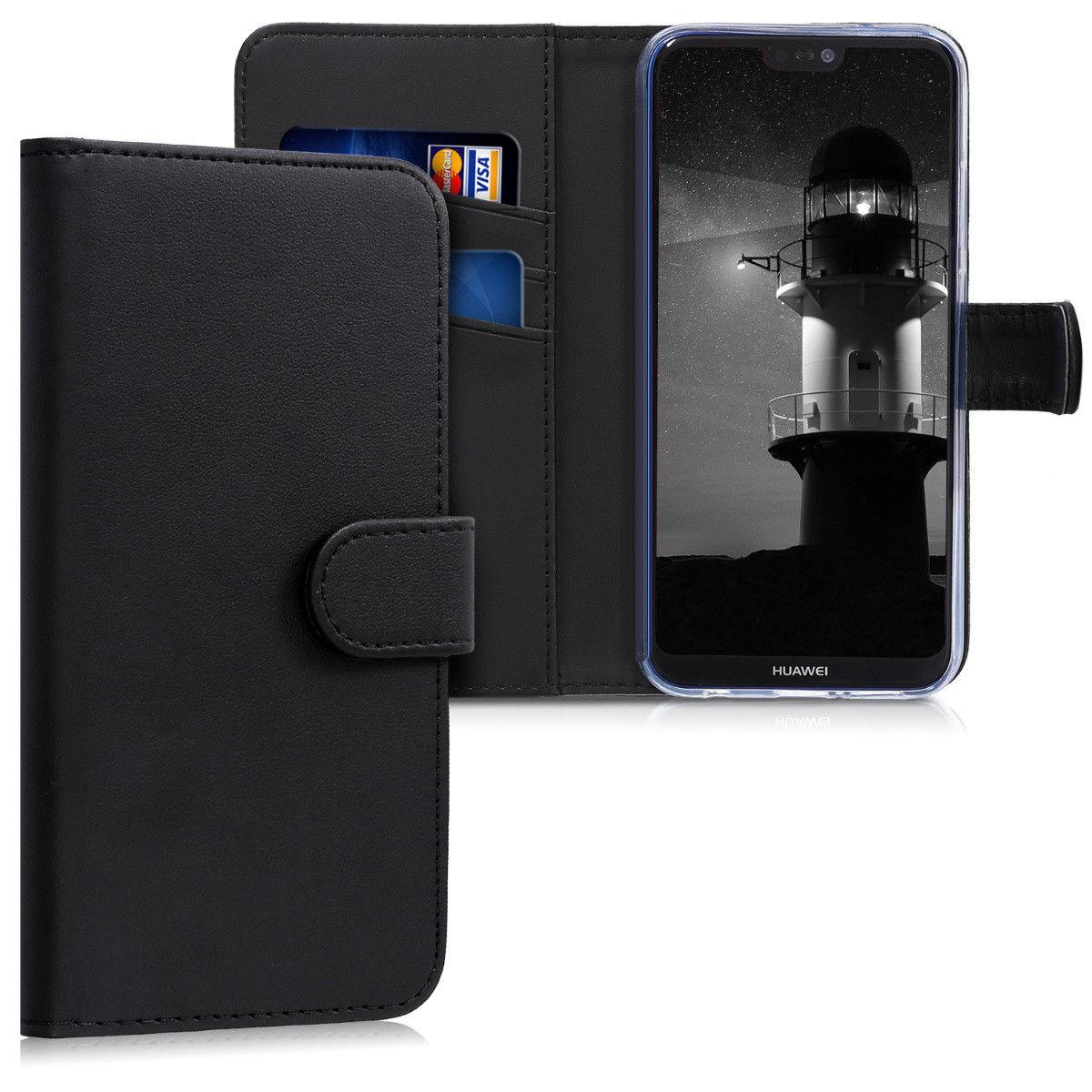 Pouzdro pro Huawei P20 Lite černé