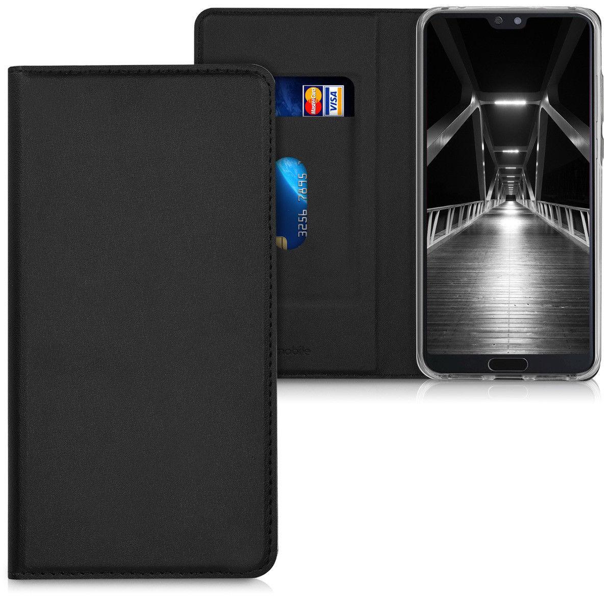 Pouzdro FLIP pro Huawei P20 Pro černé
