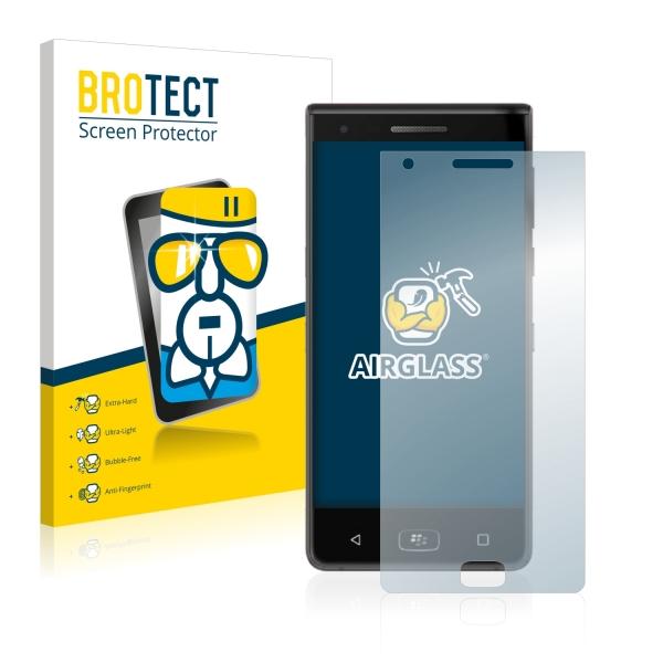 AirGlass Premium Glass Screen Protector BlackBerry Motion