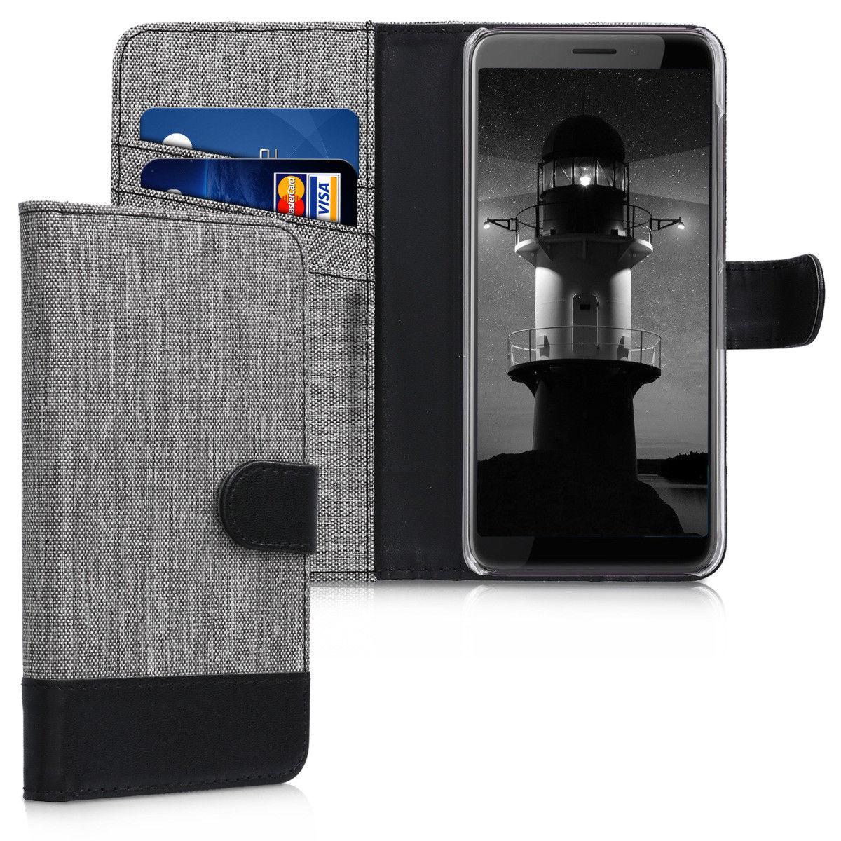 Pouzdro pro HTC Desire 12 šedé