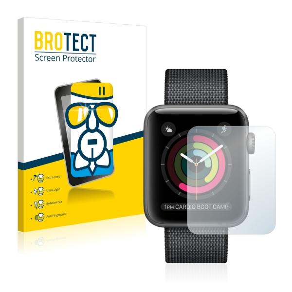 AirGlass Premium Glass Screen Protector Apple Watch Series 2 (42mm)