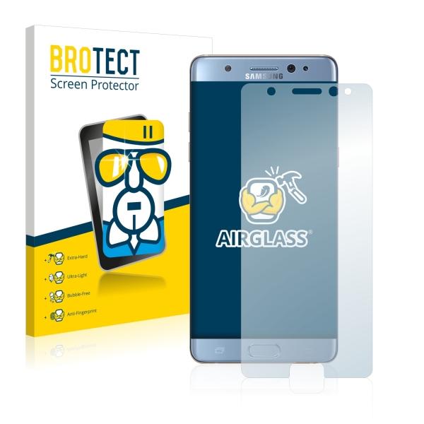 AirGlass Premium Glass Screen Protector Samsung Galaxy Note 7