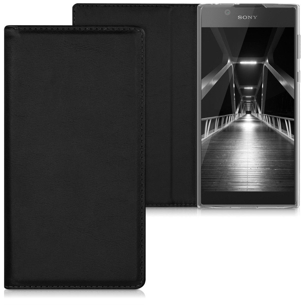 Pouzdro FLIP pro Sony Xperia L1 černé