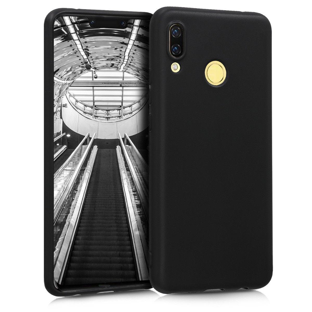 Pouzdro GEL pro Huawei Nova 3 černé