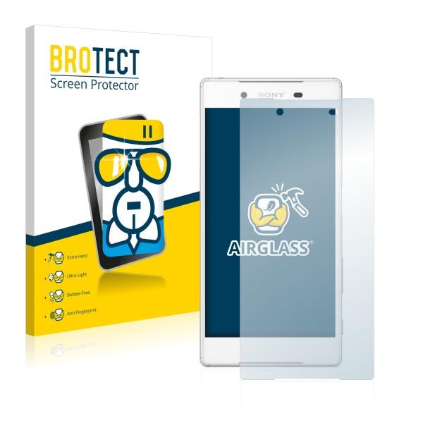 AirGlass Premium Glass Screen Protector Sony Xperia Z5